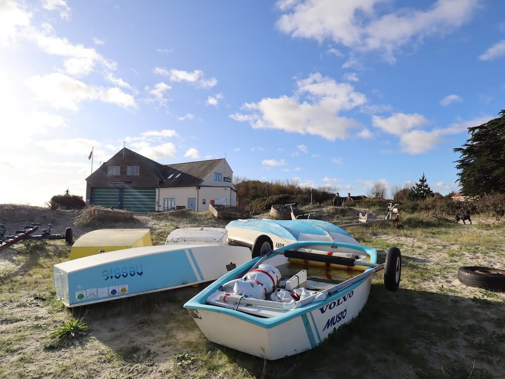 what to do on Hayling Island
