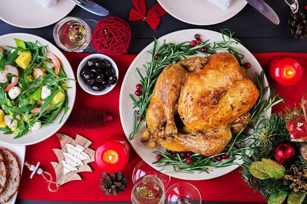 questions about christmas dinner