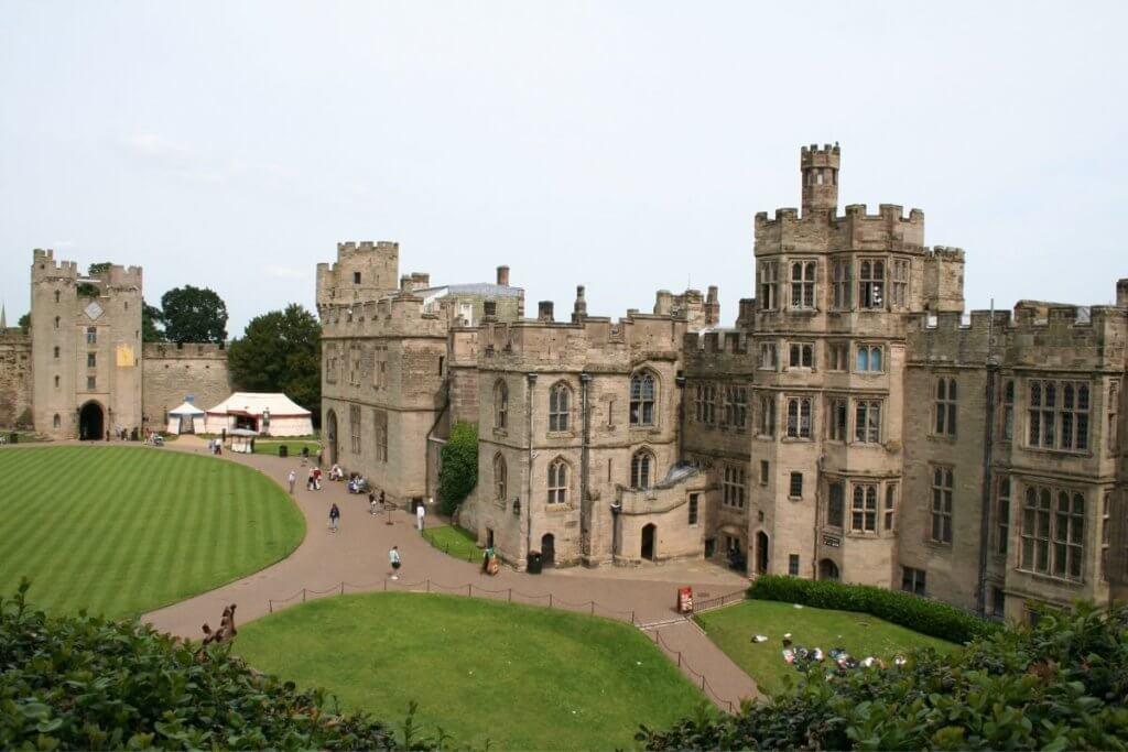 landmarks in england