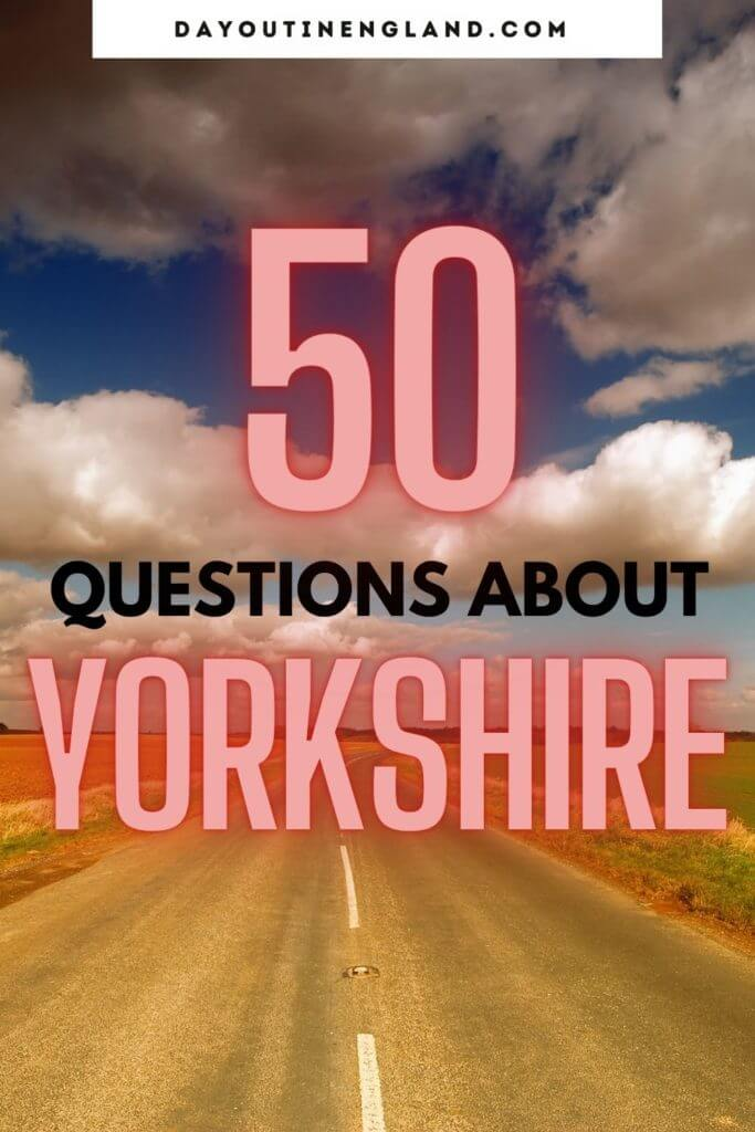 Yorkshire trivia