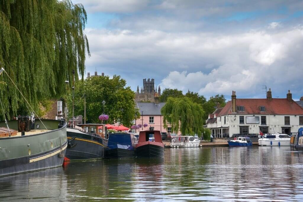 places to visit cambridgeshire