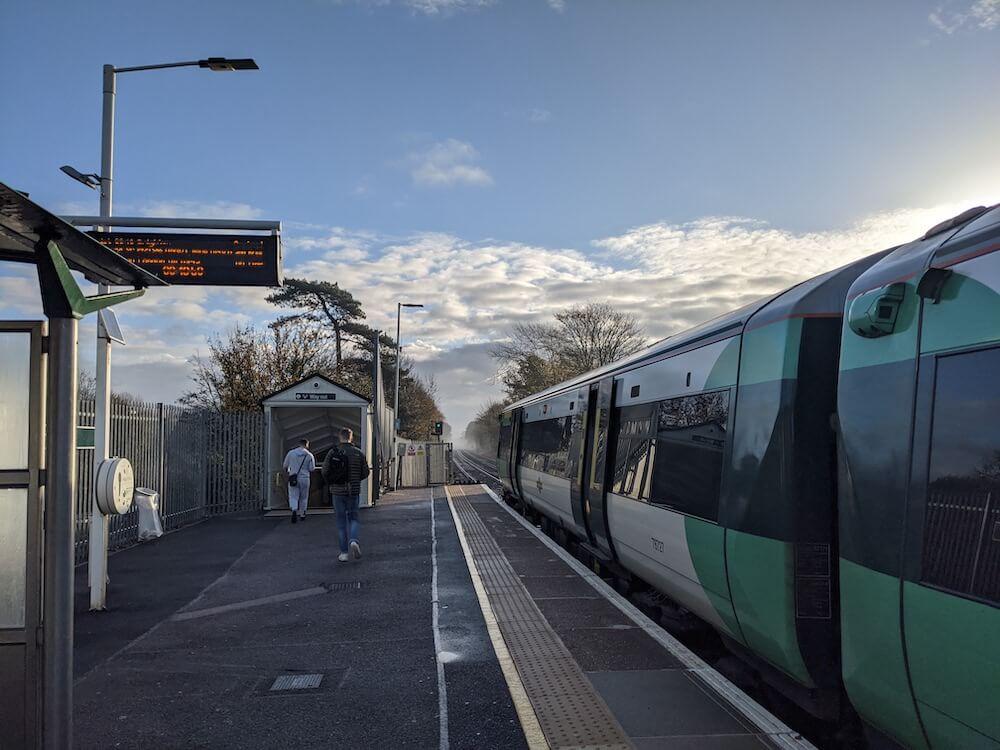 Emsworth Station