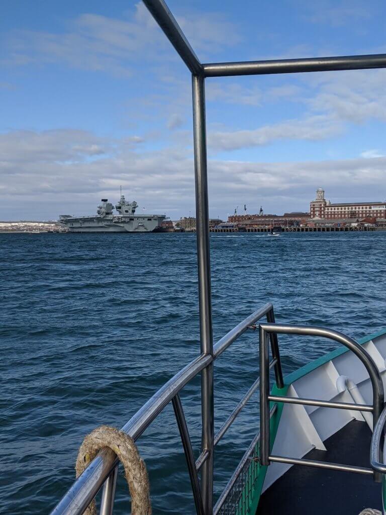 Gosport Ferry Solent Way