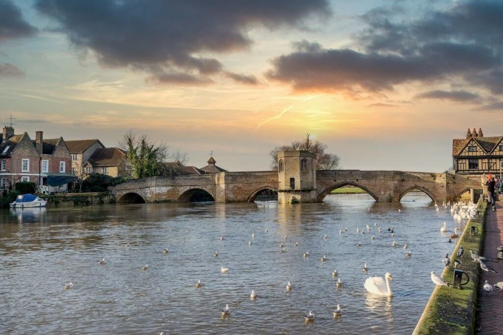 things to do cambridgeshire
