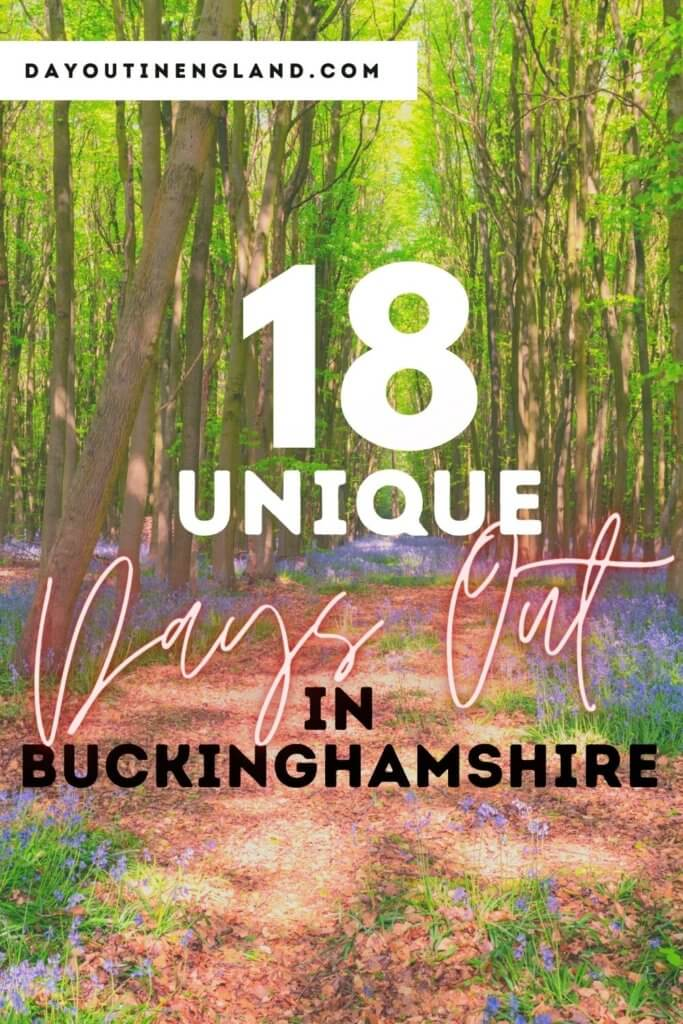 Buckinghamshire days out