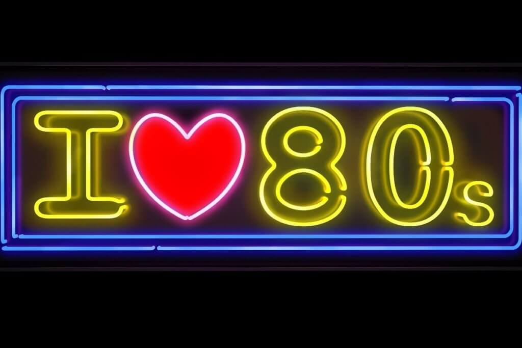 england 80s