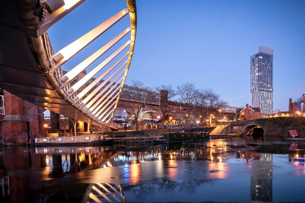 Days out Greater Manchester