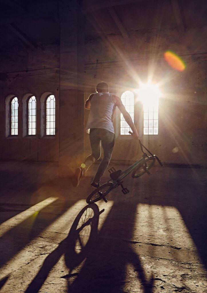 indoor BMX parks in England