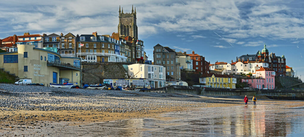 Cromer on the North Norfolk Trail