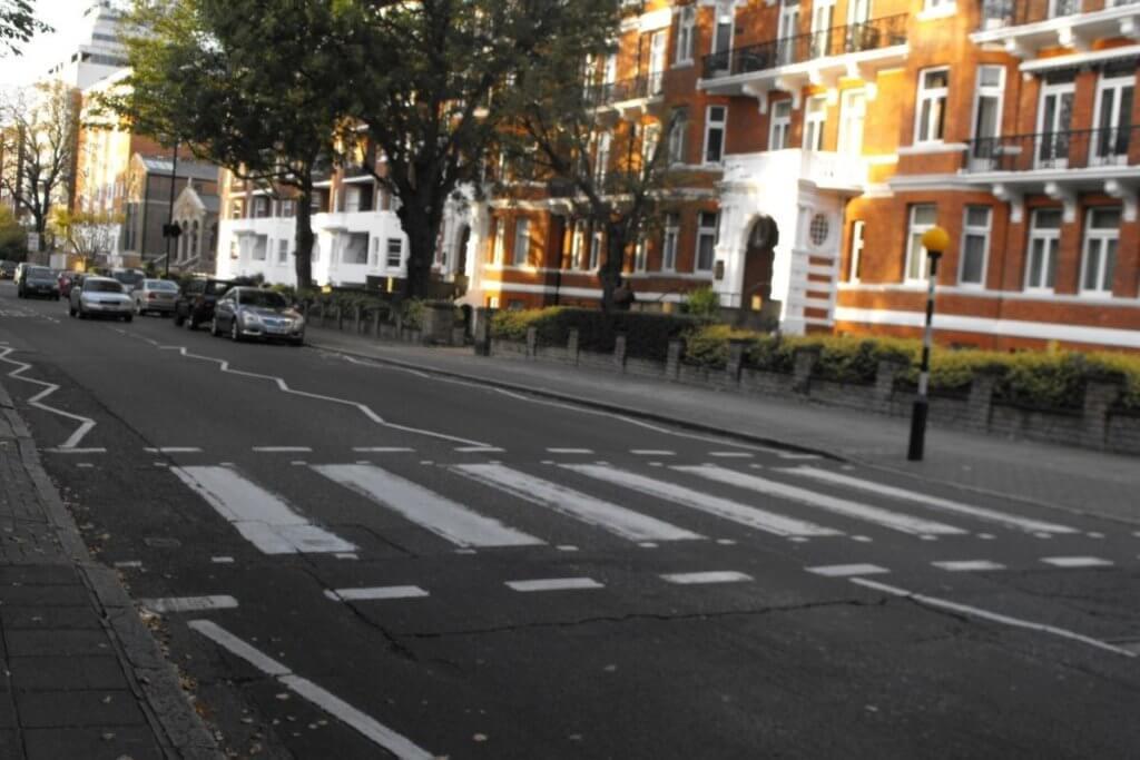 streets in london