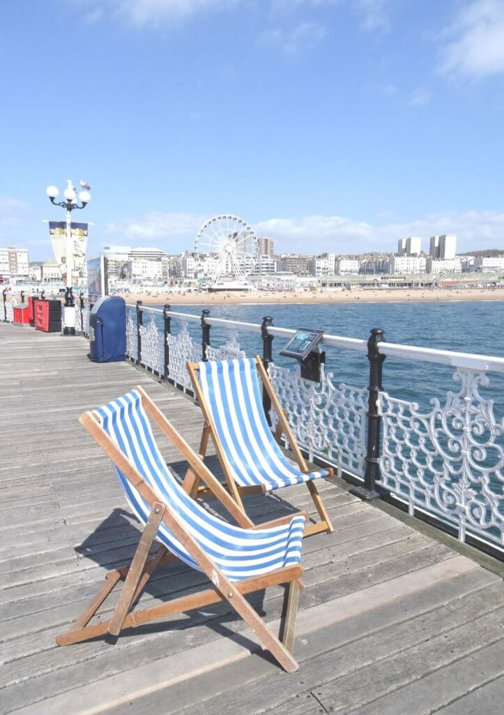day out in brighton