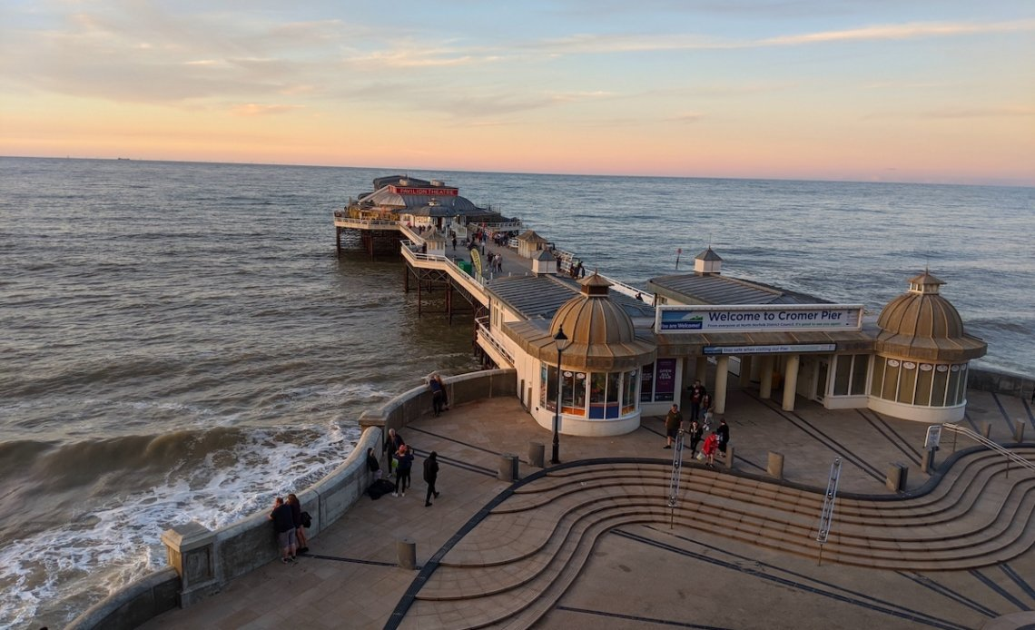 What to do in cromer