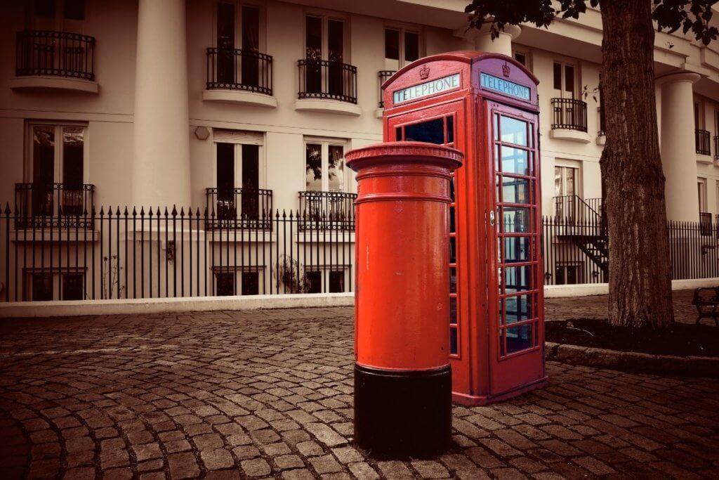 amazing streets of london