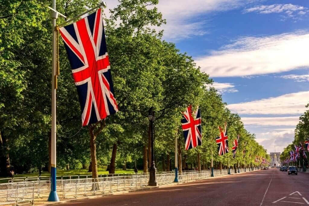 london roads