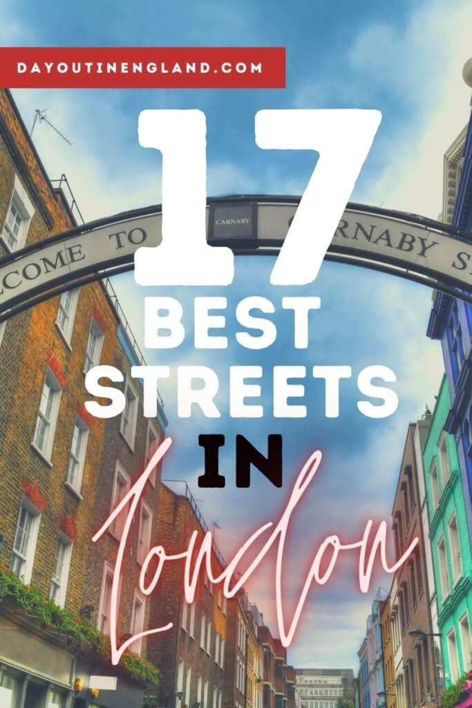 roads in london