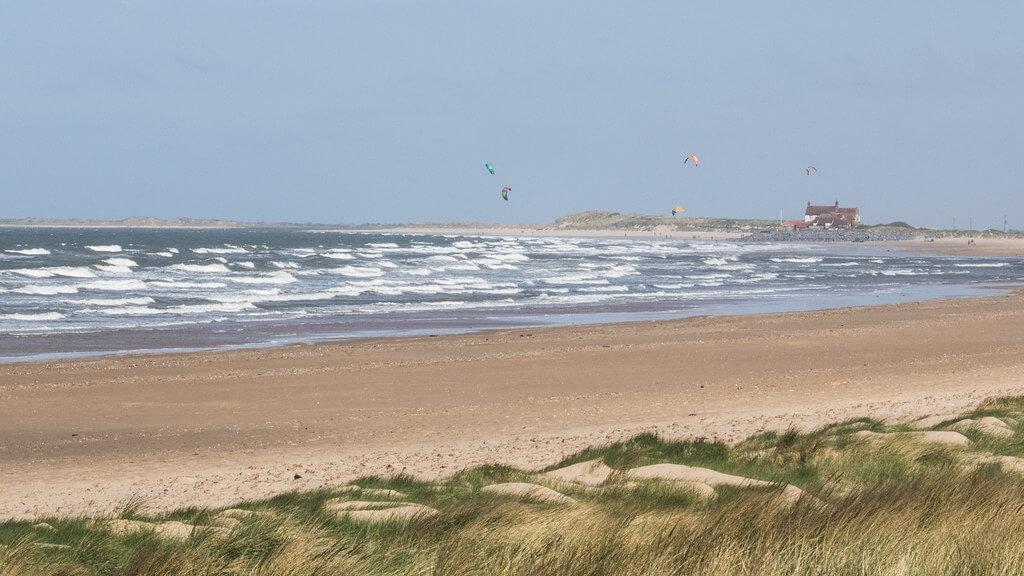 Beach in Norfolk