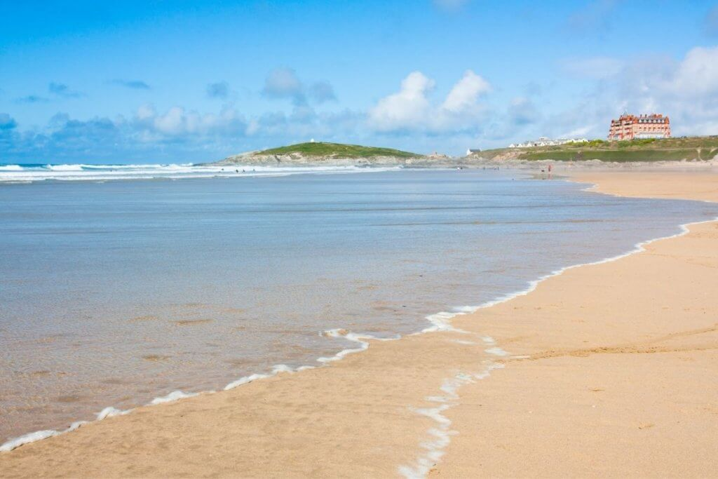 white sands beaches