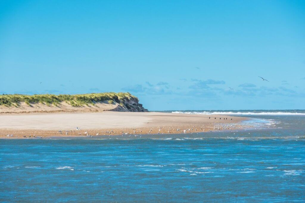beaches in england