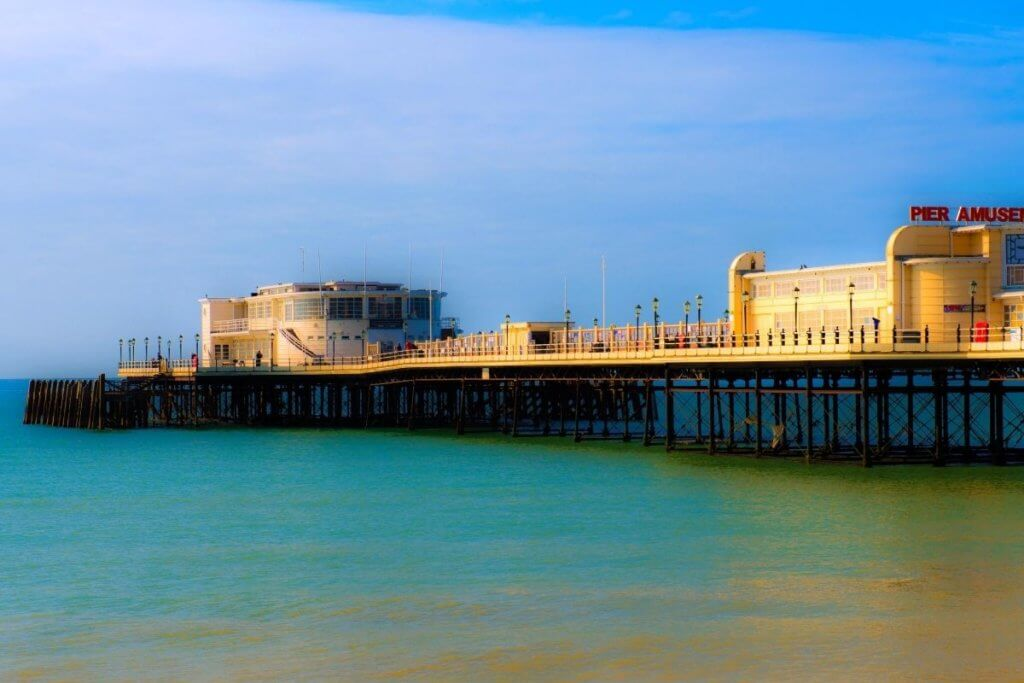 day out in worthing