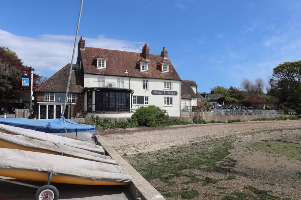 Crown and Anchor at Dell Quay