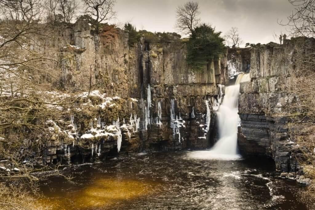 Big waterfall county durham