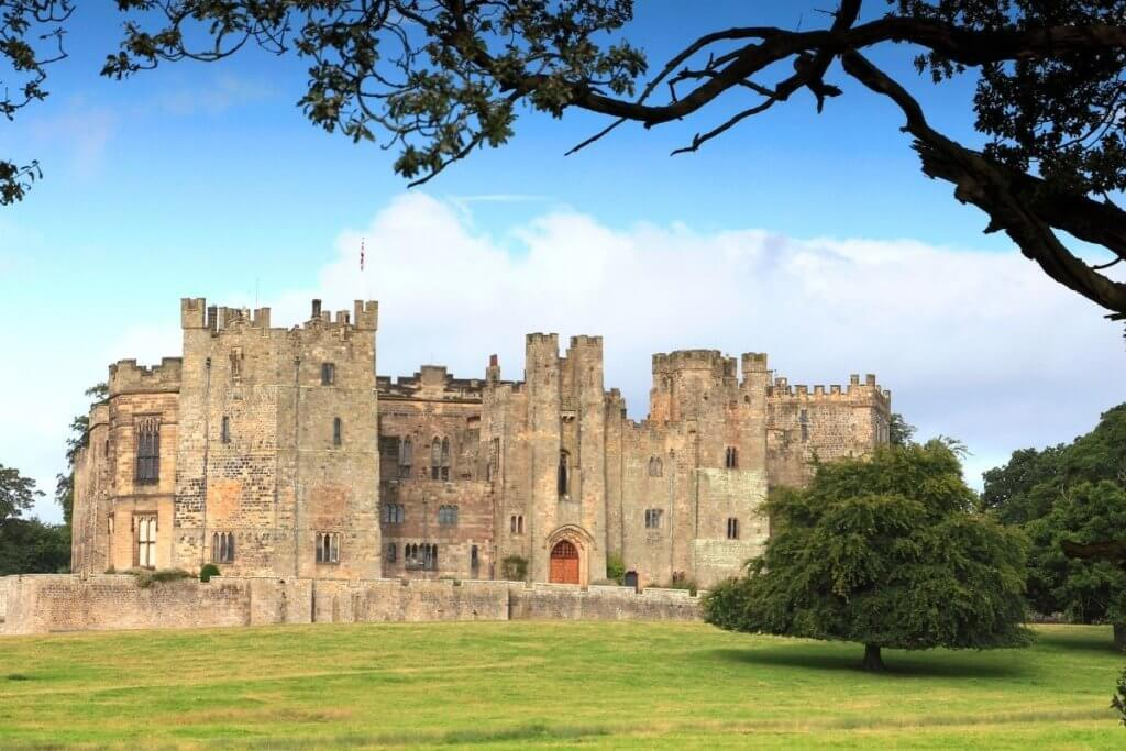 castle in county durham