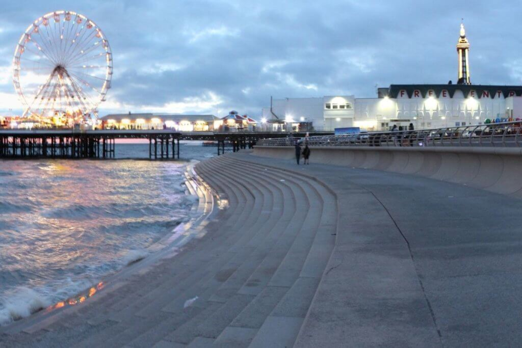 places to visit in north west england