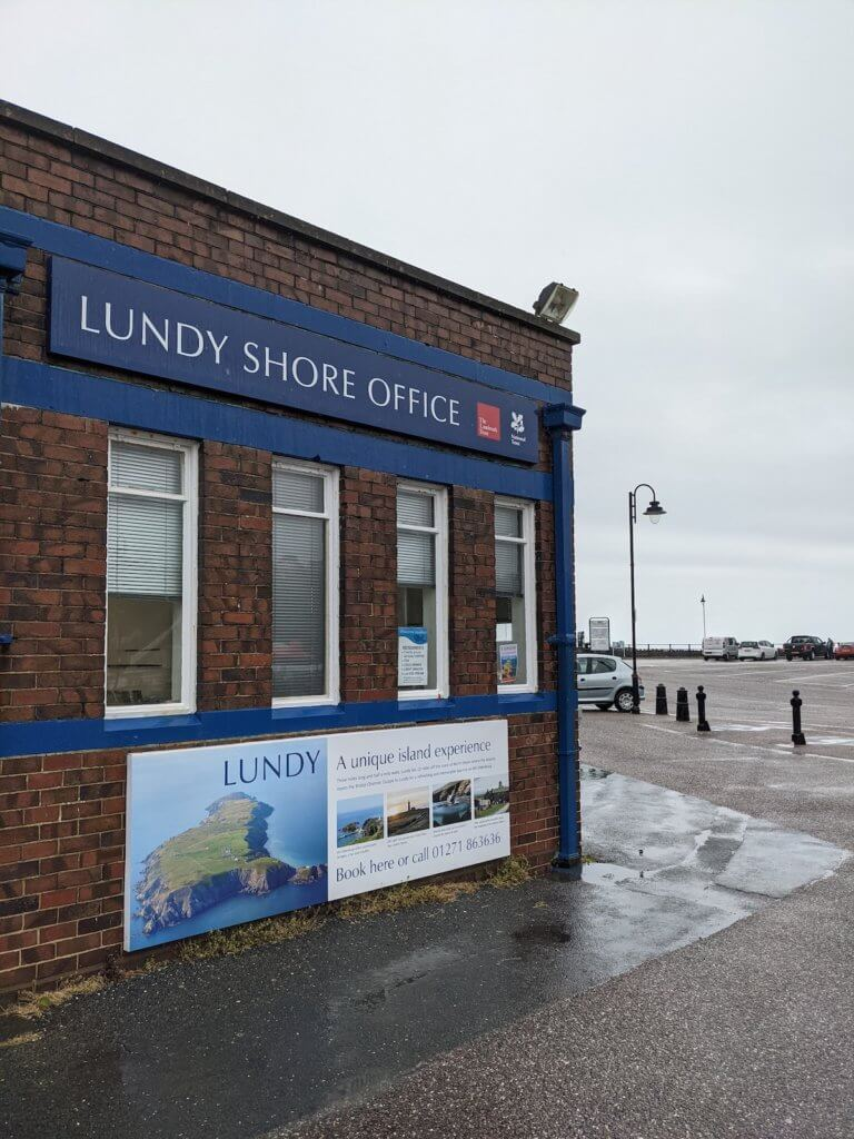 day tickets to lundy island