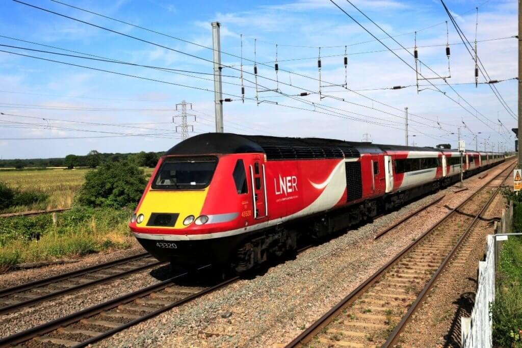 best train routes in england