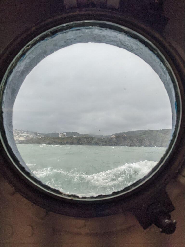 Day trip to Lundy Island