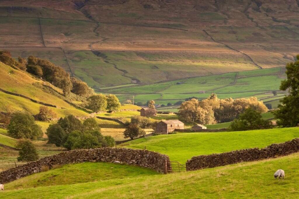 most scenic train journeys england