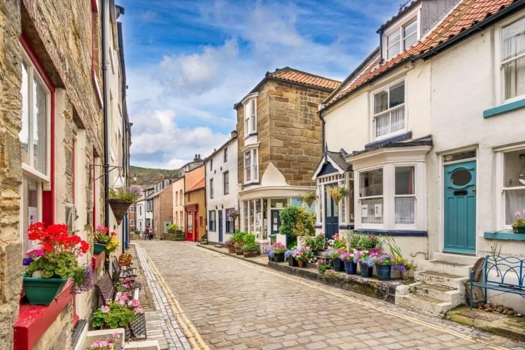 street in yorkshire