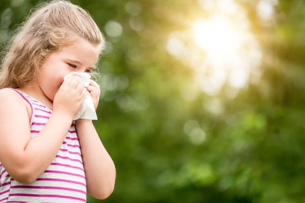 england and hay fever