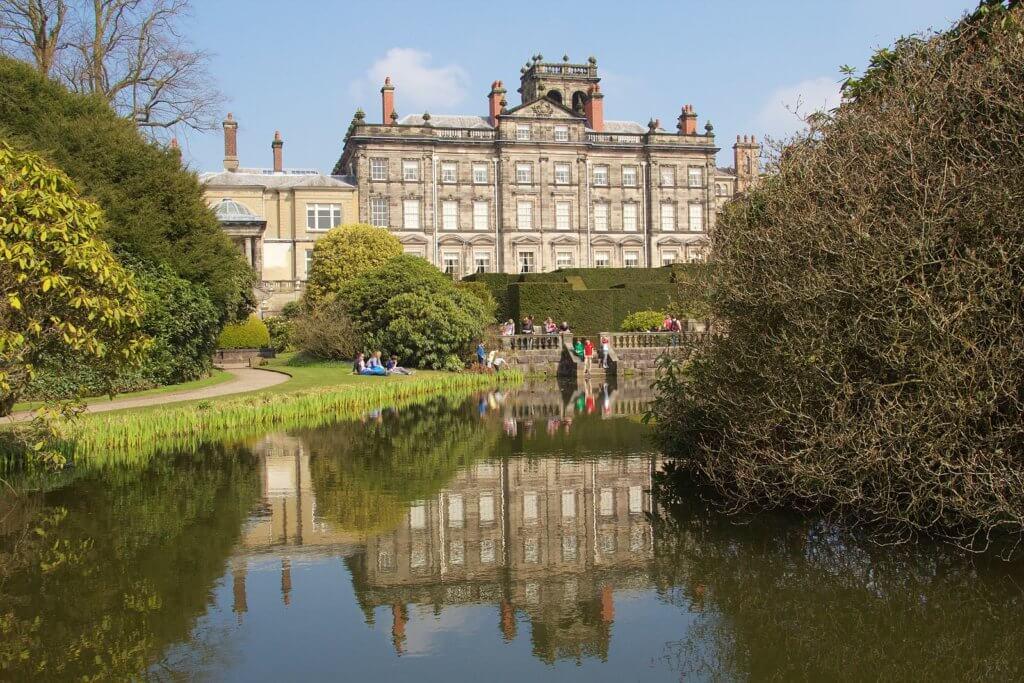 best gardens in england