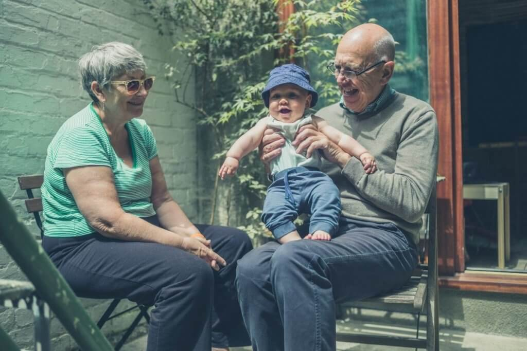 grandparents day out