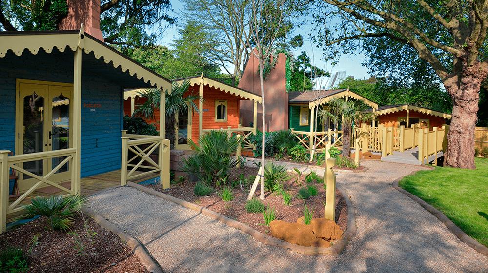 London Zoo Lodge