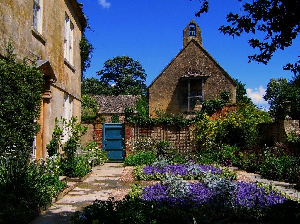 Hidcote Gardens –best in england
