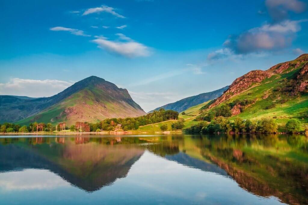 england national park