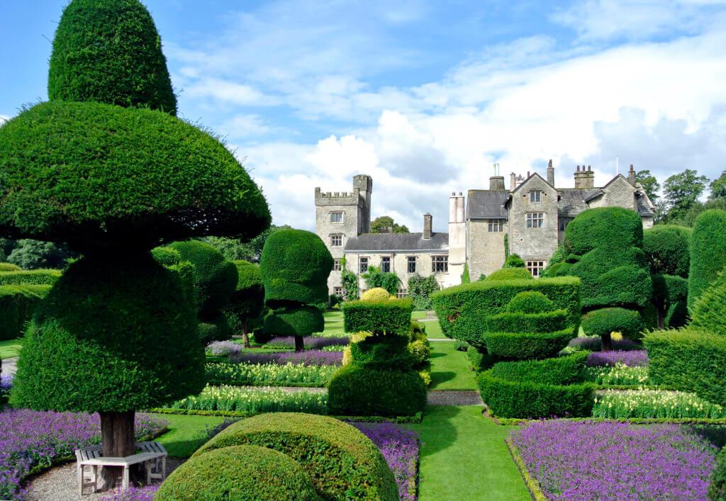 england best gardens