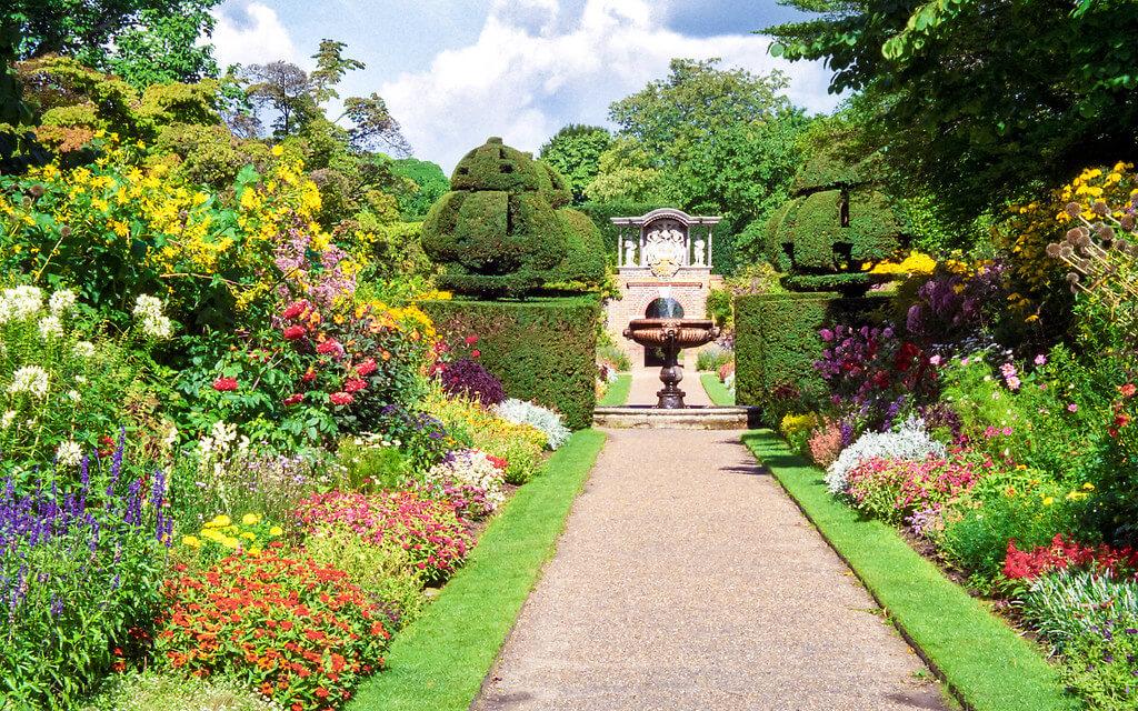 best garden in england