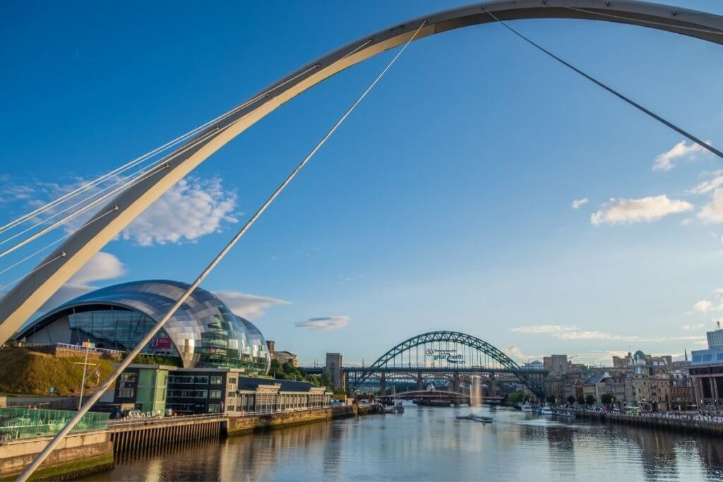 places to visit tyne and wear