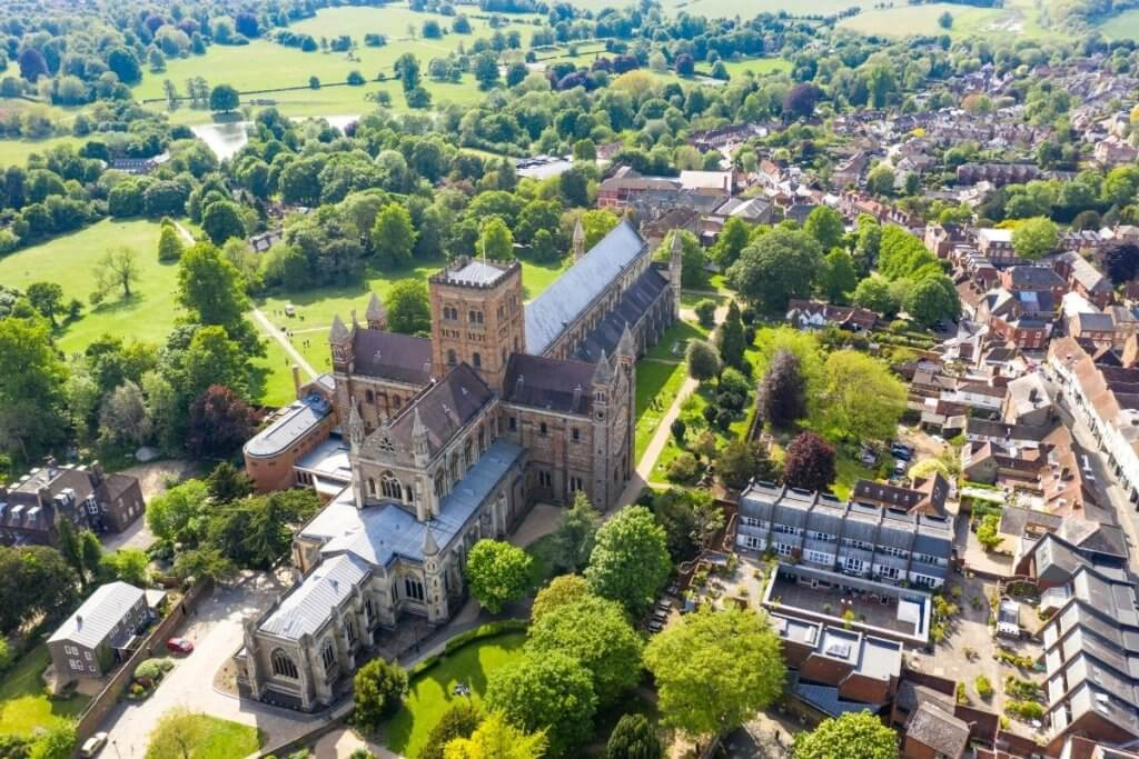 Day out in St Albans