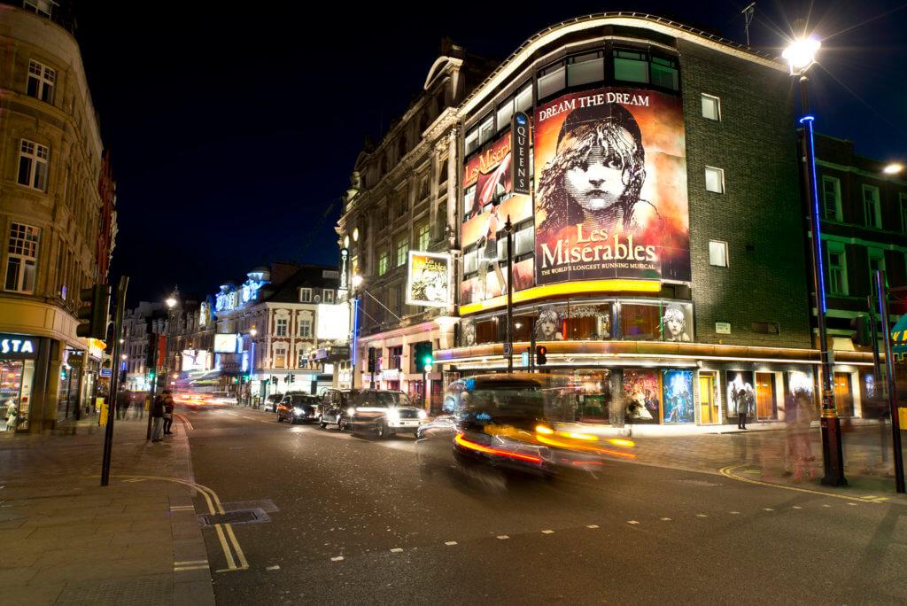 teenagers in london