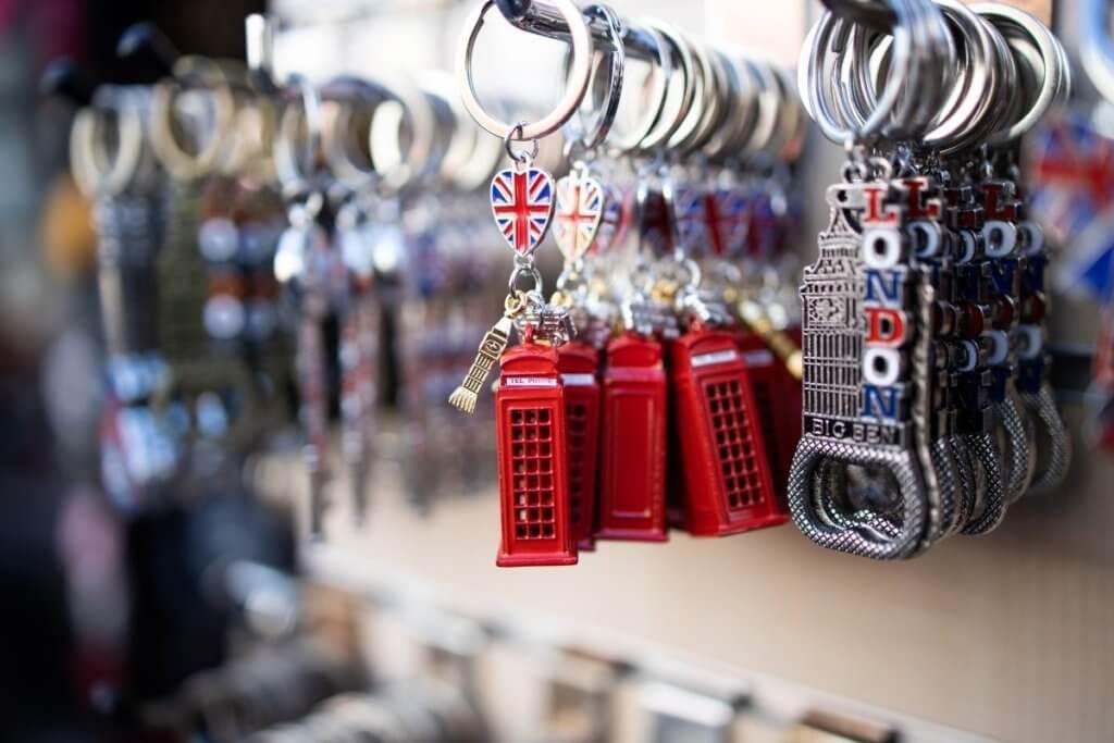 london keyrings