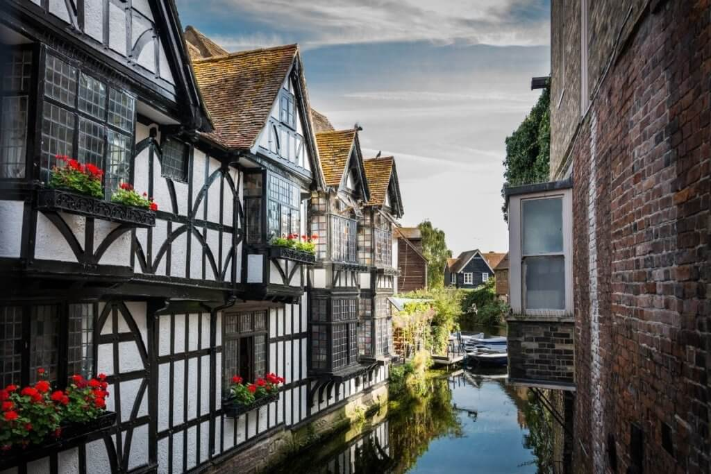 Views of Canterbury