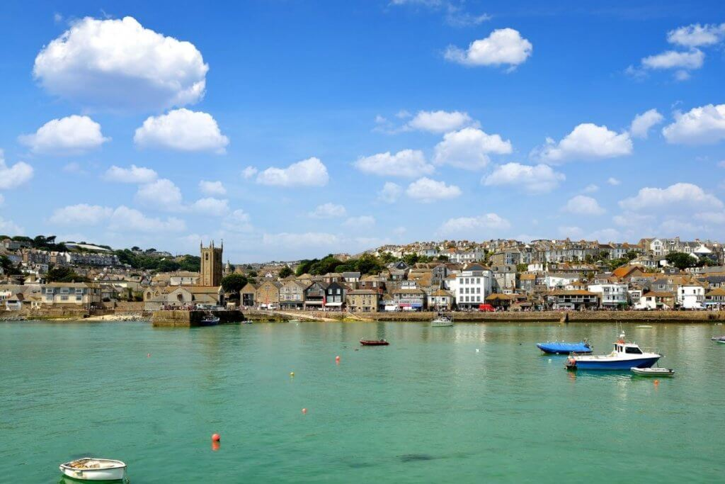 St Ives day out