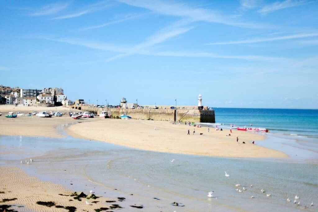 Day out in St Ives