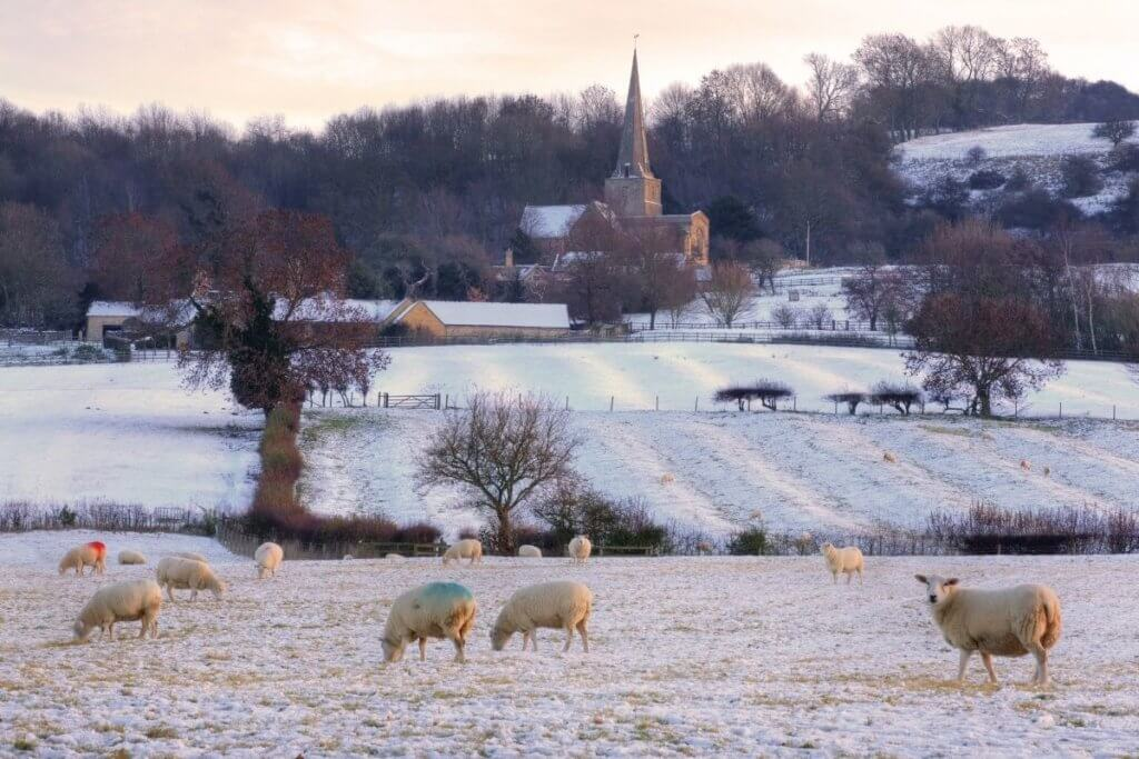 Cotswolds Christmas
