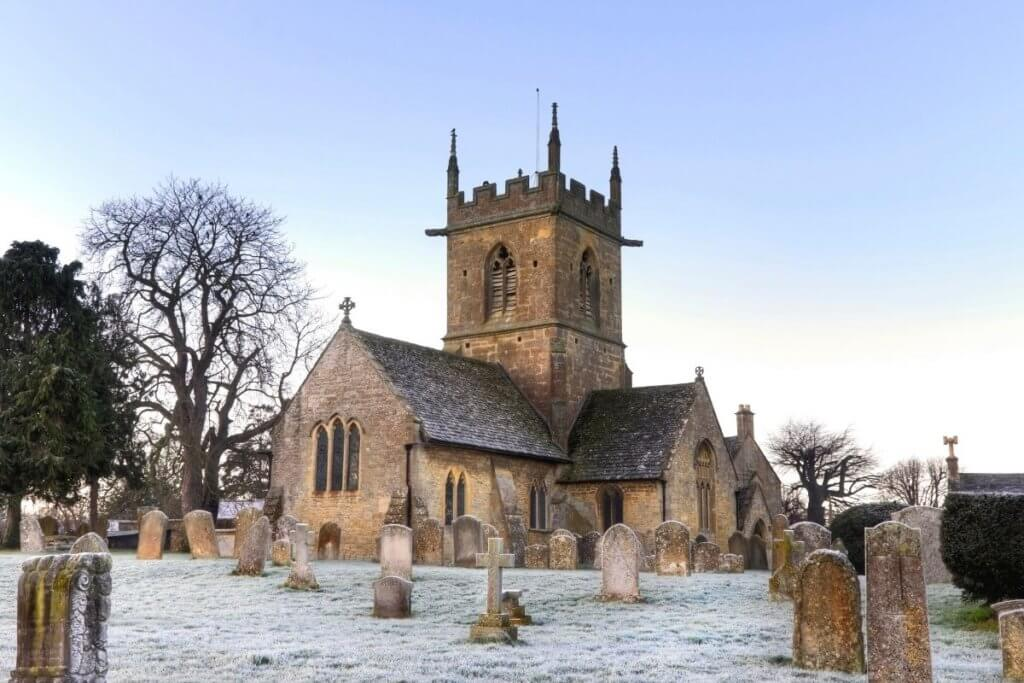 christmas cotswolds