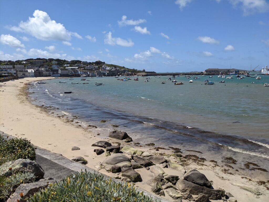 Scilly facts